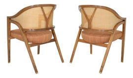 Image of Edward Wormley Dining Chairs