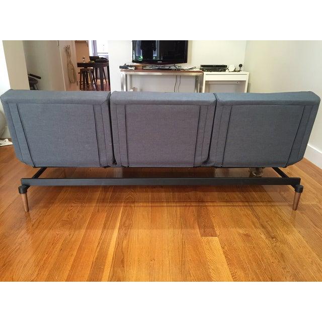 Modern Room & Board Eden Convertible Sleeper Sofa For Sale - Image 3 of 9
