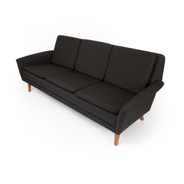 Sofa and lounge chair designed by Folke Ohlsson and manufactured by Dux of Sweden in the 1960s. The set has been imported...