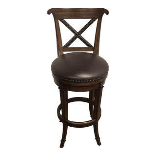 Artistica Loggia Showroom Swivel Bar Stool