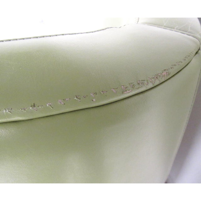 Stylish Modern Booth Style Sofa For Sale - Image 11 of 13