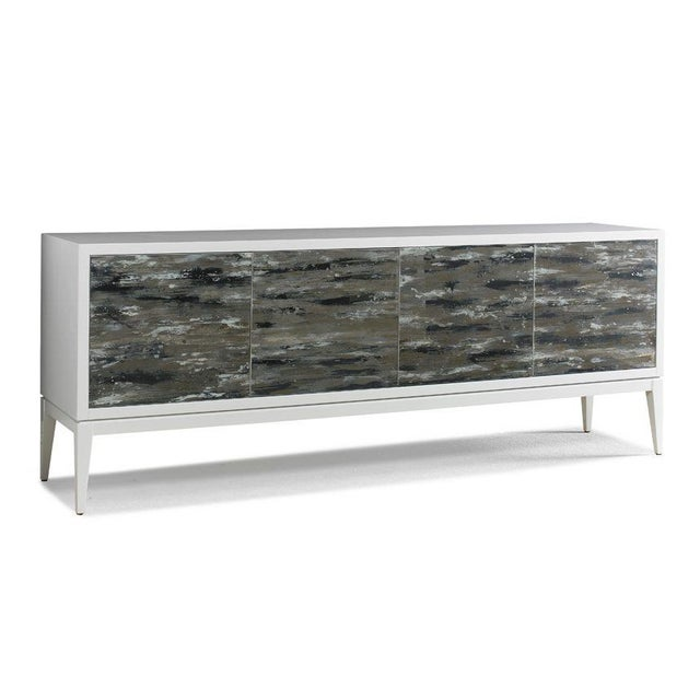 Claude 4 Door Cabinet from Kenneth Ludwig Chicago For Sale In Charlotte - Image 6 of 6