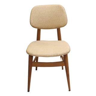 Vintage Mid Century Thonet Chair For Sale
