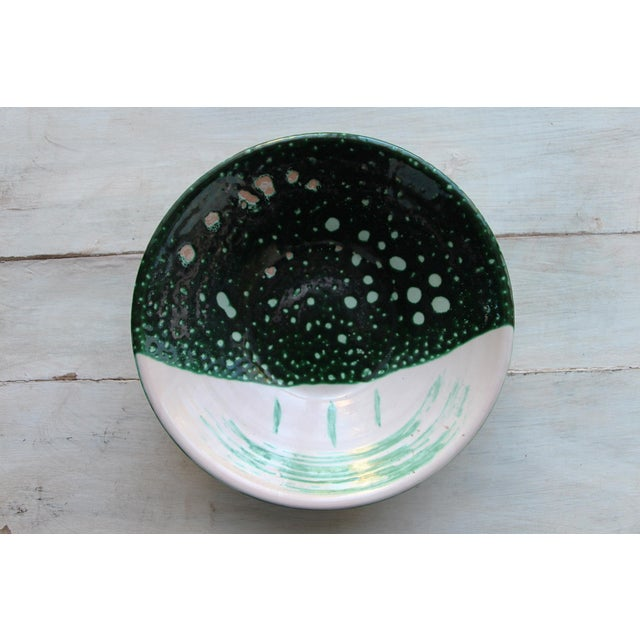 Circa: 1980. Country: France. Material: Glazed Earthenware. At this time, all purchases will be shipped from Lisbon,...