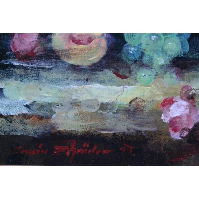 Abundant Still Life Painting - Image 5 of 5