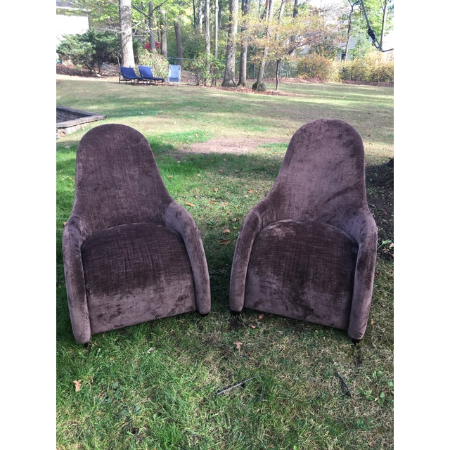 Dalton Chairs From Brueton - a Pair - Image 2 of 7