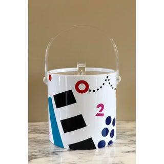 1980s Swedish Pop Art Katja Ice Bucket Preview