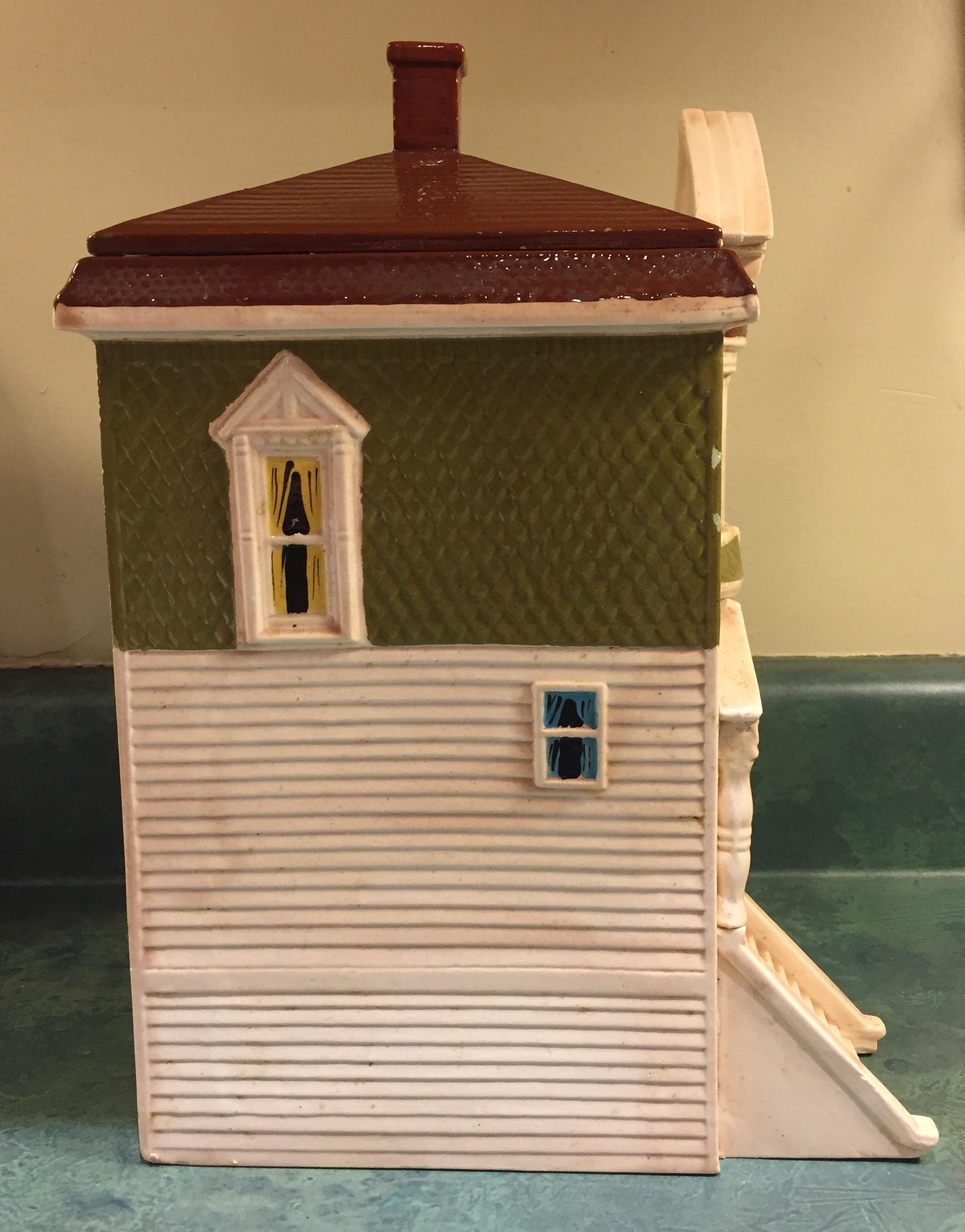 High Quality San Francisco Victorian Home Cookie Jar   Image 2 Of 11