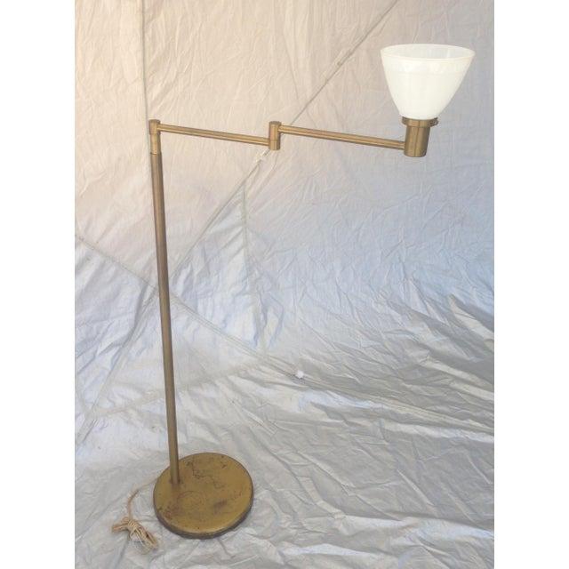 Nessen Studios Adjustable Swing Arm Floor Lamp - Image 7 of 7