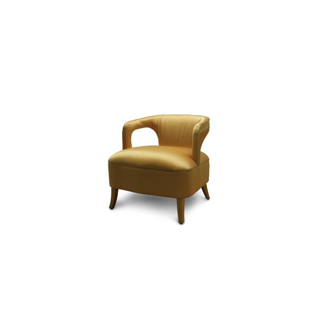 Not Yet Made - Made To Order Covet Paris Karoo Armchair For Sale - Image 5 of 7