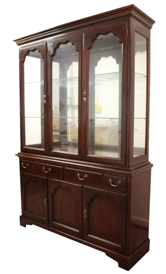 Incroyable Drexel Heritage Carleton Cherry China Cabinet