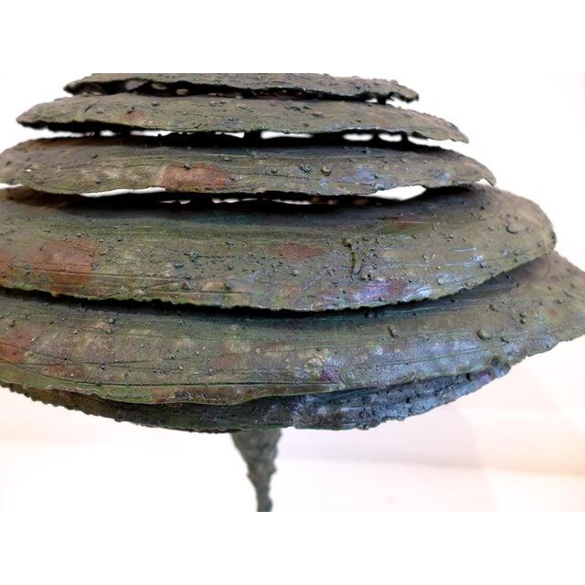 Brutalist Lamp by James Bearden - Image 8 of 8