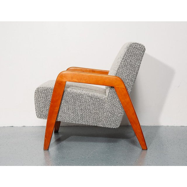 Russel Wright Russel Wright Slipper Chair For Sale - Image 4 of 9