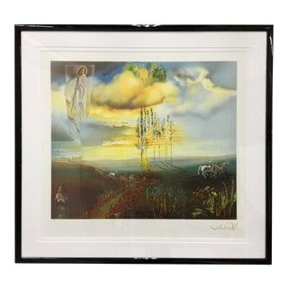 Salvador Dali Limited Edition Lithograph For Sale
