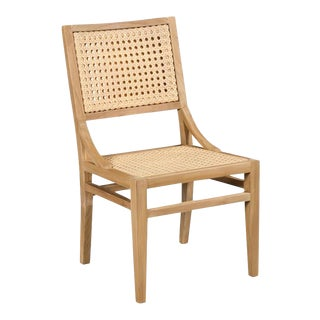 Woodbridge Jupiter Square Leg Dining Chair For Sale