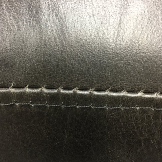 Bernhard Soft Leather Chairs - a Pair - Image 7 of 10