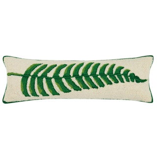Fern Hook Pillow For Sale
