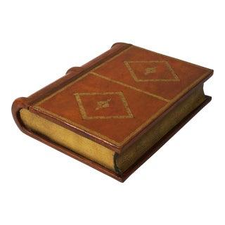 Florentine Book Storage Box
