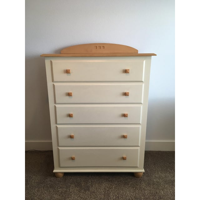 Ethan Allen Maple Dresser - Image 2 of 11