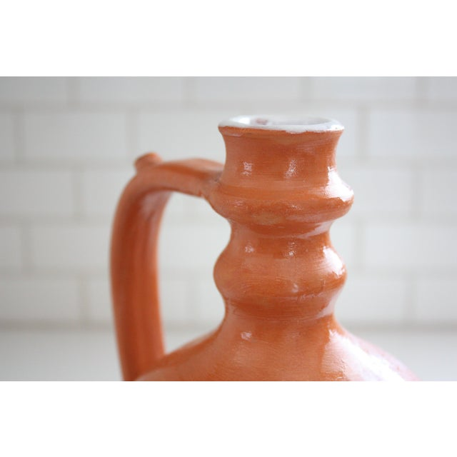 Mediterranean Jug Vase - Image 5 of 9
