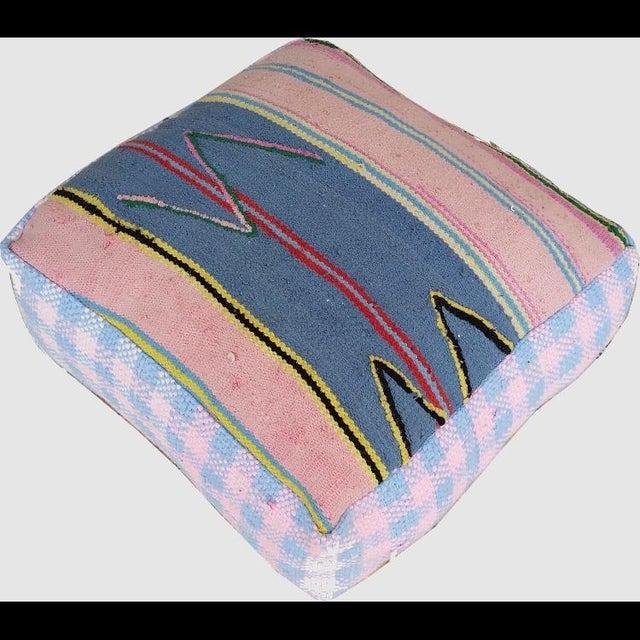 Moroccan Floor Cushion - Image 2 of 3