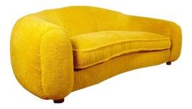 Image of Yellow Sofas