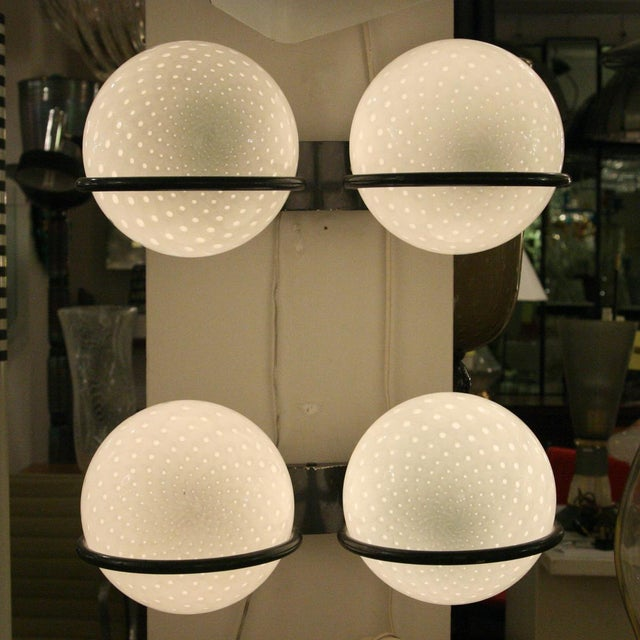 1960s Gino Sarfatti Wall Lights - A Pair For Sale - Image 5 of 6