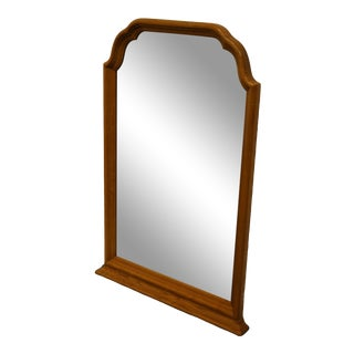 Sumter Cabinet Oak Country French Dresser Mirror For Sale