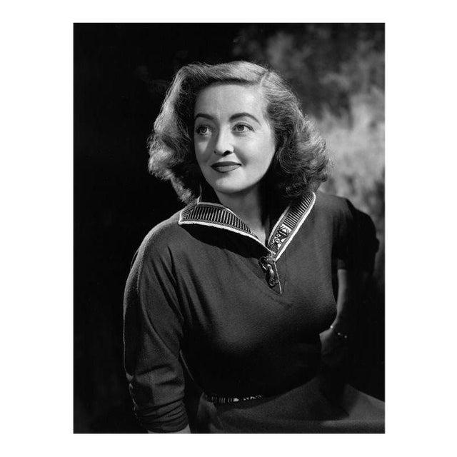 Bette Davis circa 1954 For Sale
