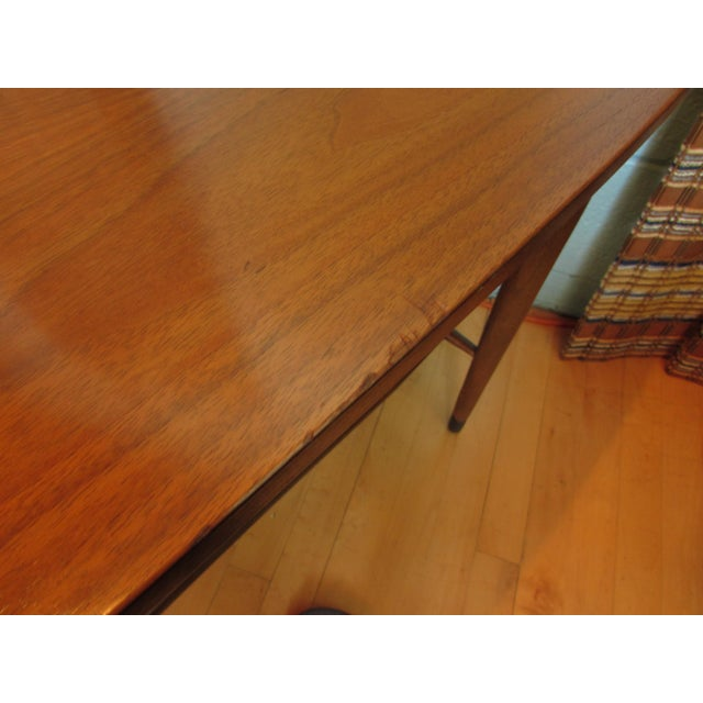 Mid-Century Modern Wood End Table - Image 7 of 8