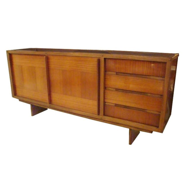 Andre Sornay Private Commission Sideboard, France 1959 For Sale - Image 10 of 10
