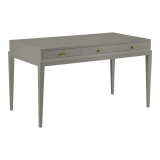 Casa Cosima Hayes Desk, Chelsea Gray For Sale