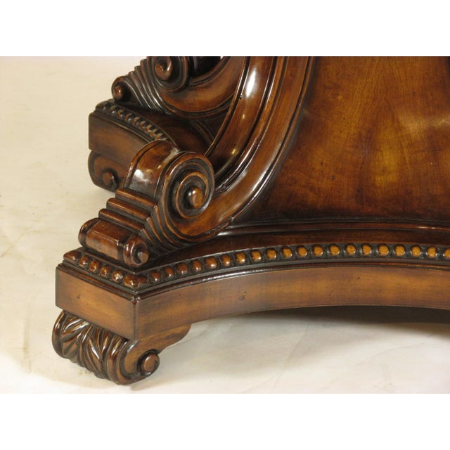 Louis XVI Karges Grand Center Table For Sale - Image 9 of 11