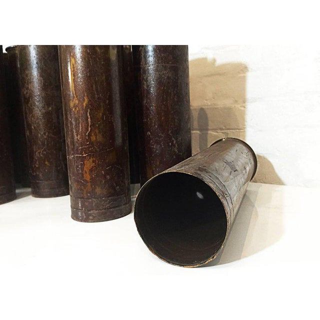 Vietnam Era Howitzer Shell Castings, 1968 For Sale - Image 4 of 7