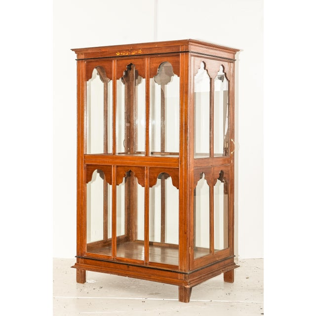 Antique Indian Display Case - Image 7 of 7