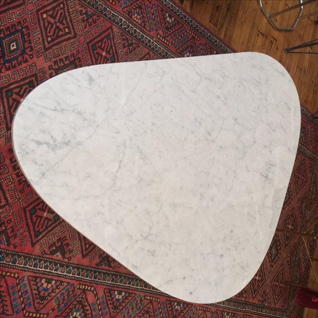 Mid Century Italian Marble Coffee Table - Image 4 of 7