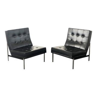 Florence Knoll Pair of Armchair Florence Knoll 1960s For Sale