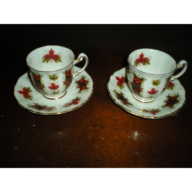 Royal Adderley Tea Cup & Saucer - A Pair - Image 3 of 6
