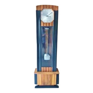 French Art Deco Clock For Sale