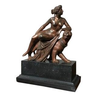 Ariadne on the Panther by Johann Heinrich von Dannecker For Sale