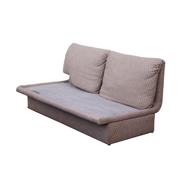 Postmodern Three Piece Sectional Sofa by Bernhardt - Set of 3 For Sale - Image 11 of 13