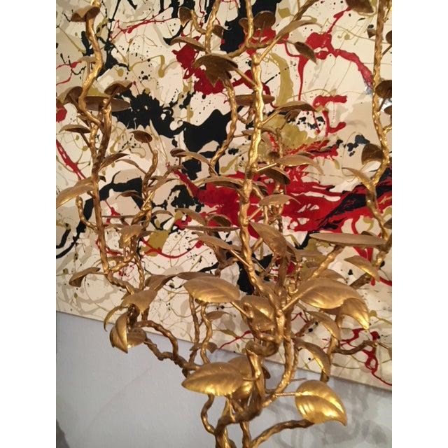 Large Floor Art Candelabra For Sale - Image 10 of 13