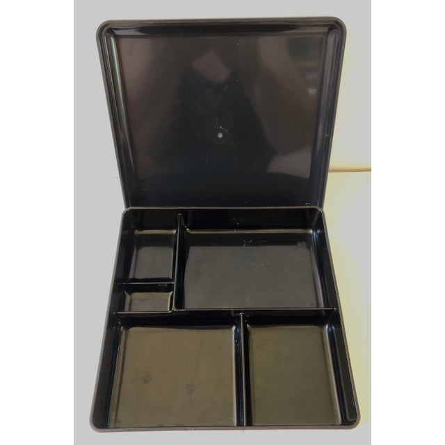 Japanese First Class United Airlines Bento Box For Sale - Image 3 of 6