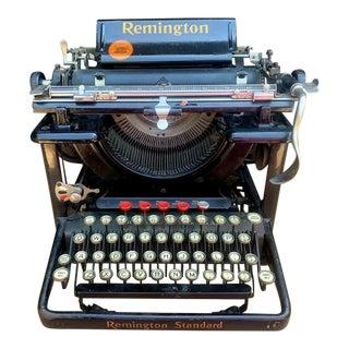 Remington Standard Typewriter For Sale
