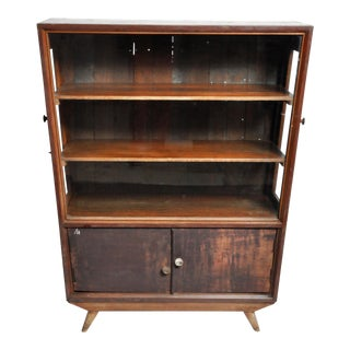 Art Deco Display Cabinet For Sale