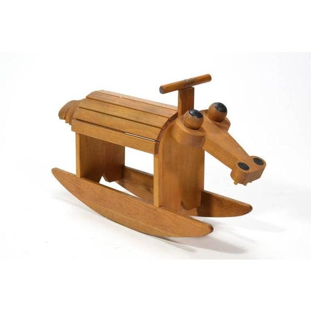 Whimsical Handmade Hobby Horse - Image 3 of 9