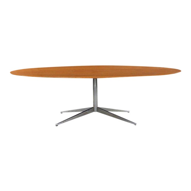 Florence Knoll Dining Table or Desk For Sale