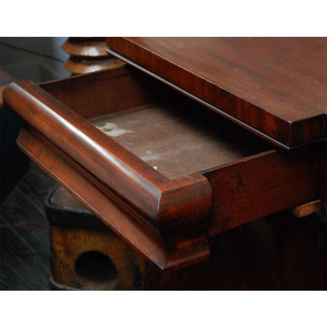 English Sideboard in Mahogany, Circa 1860 For Sale - Image 4 of 10
