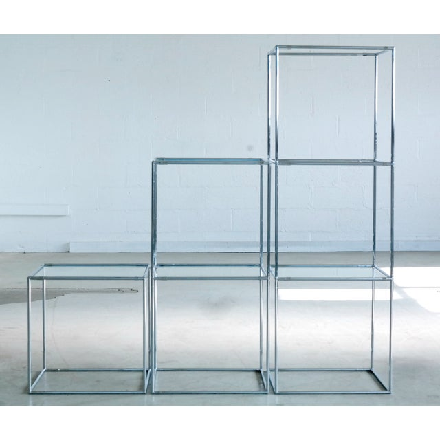 Mid-Century Modern Poul Cadovius Abstracta Shelving Boxes - Image 2 of 7
