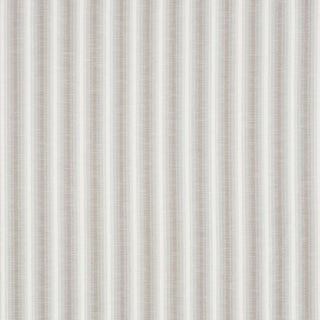 Schumacher Colada Stripe Indoor/Outdoor Fabric in Mineral For Sale